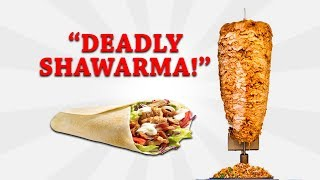 Deadly Shawarma in Goa!