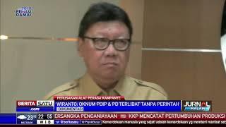 SBY Tanggapi Pernyataan Wiranto Perusakan Baliho PD