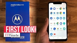 Motorola One Power Unboxing & First Impression | ETPanache