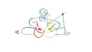 Lachhu Maharaj: Google honours eminent tabla maestro with a doodle