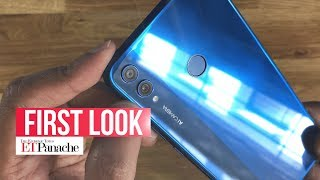 Honor 8X unboxing: Premium design phone at affordable price | ETPanache