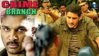 Crime Branch || South Indian Hindi Dubbed Movies || Vid Evolution Movies
