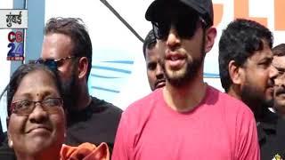 Aaditya Thackeray and Guru Randhawa support Rahul Kanal President I Love Mumbai