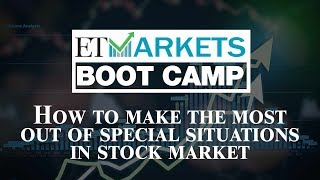 How to make the most out of special situations in stock market