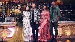 Vicky Kaushal & Yami Gautam At Indias Got Talent | URI Promotion