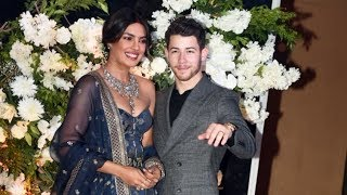 Newly Wed Priyanka Chopra And Nick Jonas Grand Reception In Mumbai