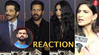 Bollywood celebs react when Naseeruddhin Shah called Virat Kohli-'World's Worst Behaved Player'