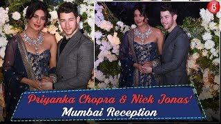 Priyanka Chopra and Nick Jonas are oozing class and charm at their reception!