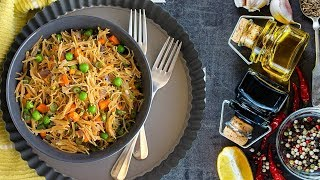 Semiya Upma Recipe I Vermicelli Upma I RECTV INDIA