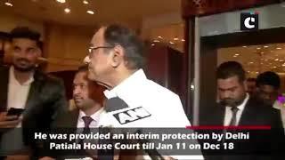 ED summons P Chidambaram in INX Media Case