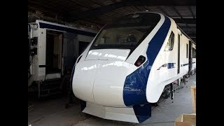 Train 18: All about India's first indigenously built engine-less train | Economic Times