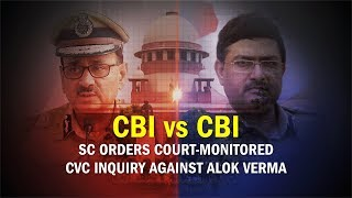 CBI vs CBI: Highlights of SC hearing on Alok Verma's plea | Economic Times