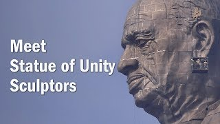 Statue of Unity: Meet the father-son duo who sculpted the majestic Sardar Patel statue