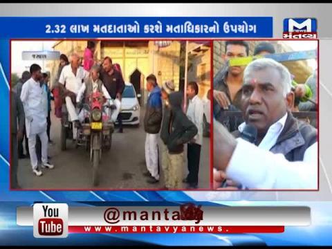 Jasdan by-poll 2018 : Congress' Avsar Nakia casts his vote