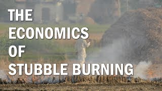 The economics of stubble burning | Delhi Smog | Air Pollution | Economic Times