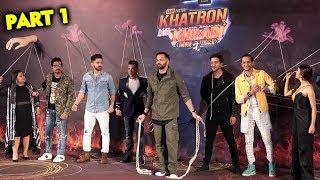 Khatron Ke Khiladi 9 Grand Launch   Part 1   Colors Tv Show   Rohit Shetty, Vikas Gupta, Aly Goni