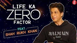 I Have got Multiple  ZEROS in  Life - Shah Rukh Khan | Zero Movie