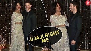 Check out Nick Jonass reaction when paparazzi addressed him as 'Jijaji'