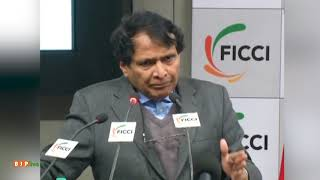 India will be a 5 trillion dollar economy in 7-8 years: Union Minister Suresh Prabhu