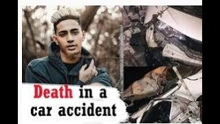 Danish Zehen Died In A Car Accident || Car Accident Per Danish Zehen Ka Hua Maut ||