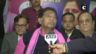 Complete loan waiver can only give relief to farmers in Chhattisgarh: Ajit Jogi
