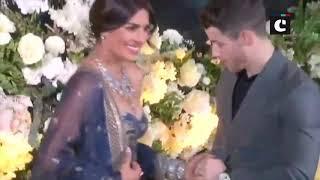 Priyanka Chopra-Nick Jonas host an intimate reception for close friends