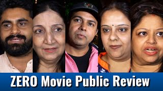 ZERO Movie - Public Review By Journalist - Shah Rukh Khan, Katrina Kaif, Anushka Sharma