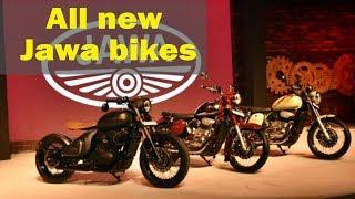 Jawa unveils 3 new motorcycles - Jawa, Jawa 42 and Jawa Perak (Bobber)