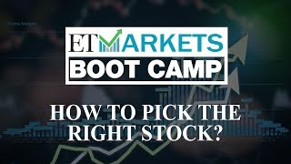 How to pick the right stock?