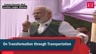 Modi in Mizoram: 5 takeaways from election rally speech at Lunglei