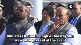PM Modi visits Statue of Unity in Gujarat