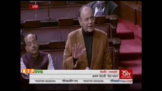 The Central Govt has authorised 10 agencies for the purpose of surveillance -Shri Arun Jaitley in RS