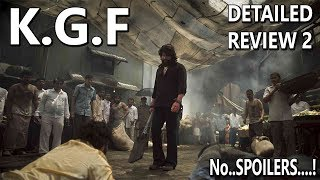 KGF Movie Full REVIEW 2 In DETAIL Without Any Spoilers