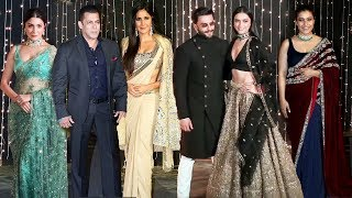 Priyanka Chopra And Nick Jonas GRAND RECEPTION PARTY | Salman, Anushka, Katrina, Ranveer, Deepika