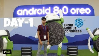 Day- 1 l India Mobile Congress l India's First Global Technology Conference