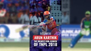 IPL 2019- Interview | Arun Karthik with CSK and RCB experience is hoping for an IPL contract