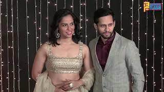 Salman Khan, Rekha, Shabana Azmi At Priyanka - Nick Wedding Reception