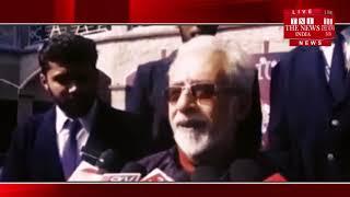 नसीरुद्दीन शाह को पाकिस्तान भेजने की तैयारी शुरू, UP के इस नेता ने बुक कराया टिकट / THE NEWS INDIA