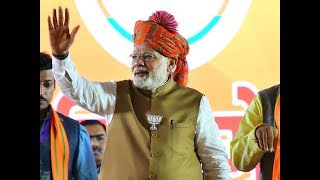 Watch: Modi's 5 mantras for Rajasthan elections