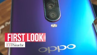 Oppo R17 Pro | First Look & Impressions | ETPanache