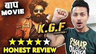 KGF Chapter 1 | FULL HONEST REVIEW | Superstar Yash | Kolar Gold Fields