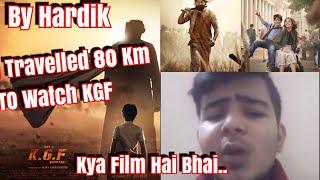 KGF Movie Review By Hardik Jhawar l Zero Vs KGF Comparison Review