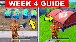 Fortnite ALL Season 7 Week 2 Challenges Guide! Fortnite