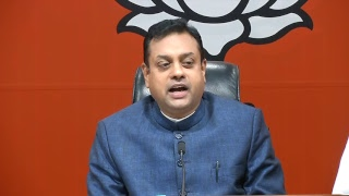 Press Briefing by Dr. Sambit Patra at BJP Head Office, New Delhi