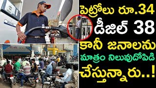 Real Prices Of Petrol Diesel | How Much Governments Earn Through Taxes On Petrol, Diesel |