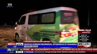 Mayoritas Korban Tsunami di Serang adalah Wisatawan