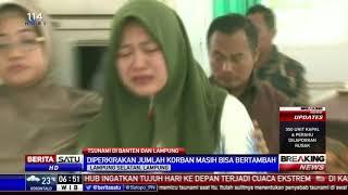 RS Bob Bazar, Lampung: 223 Korban Tsunami Selat Sunda