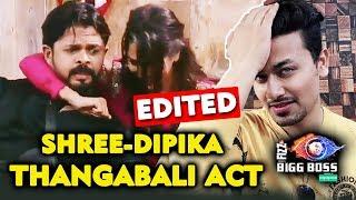 Sreesanth - Dipikas THANGABALI ACT Edited From Main Episode | Bigg Boss 12  | Watch On Voot video - id 371895967439c9 - Veblr Mobile
