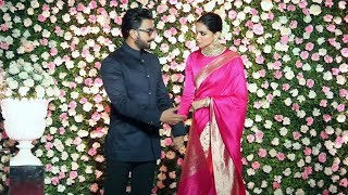 Ranveer And Deepika At Kapil Sharma & Ginni Chatrath Grand Wedding Reception