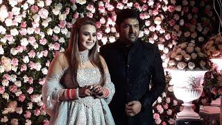 Kapil Sharma & Ginni Grand Entry - Kapil Sharma & Ginni Chatrath Wedding Reception Mumbai